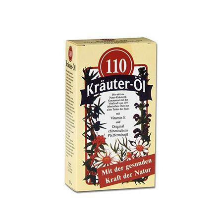 110 Gyógynövényolaj - 100 ml