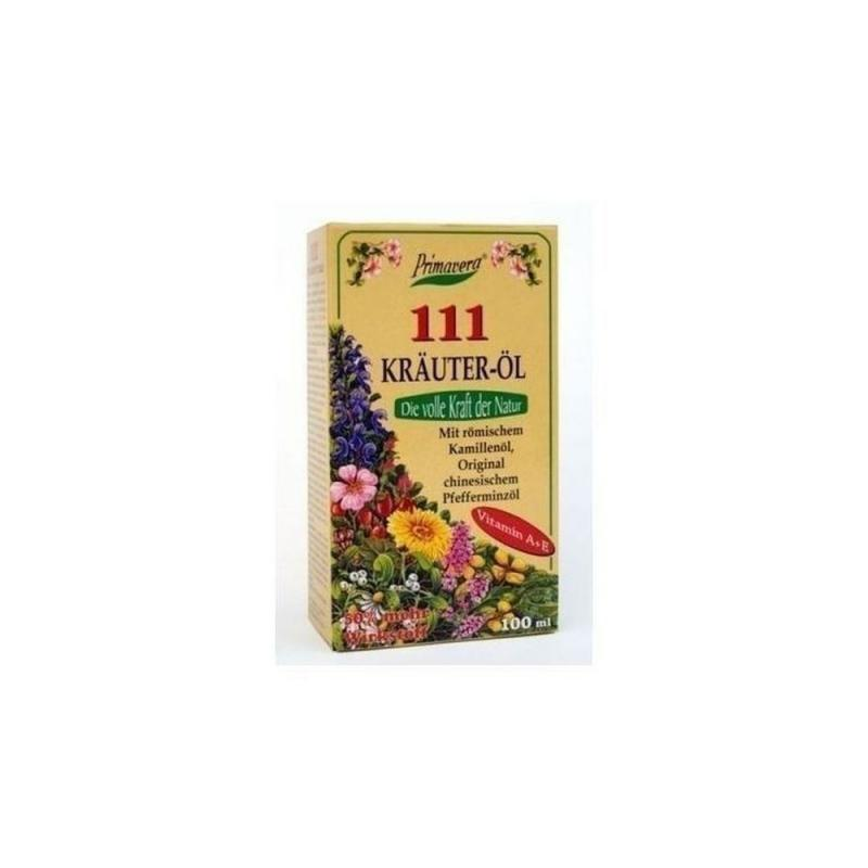 111 Gyógynövényolaj - 100 ml