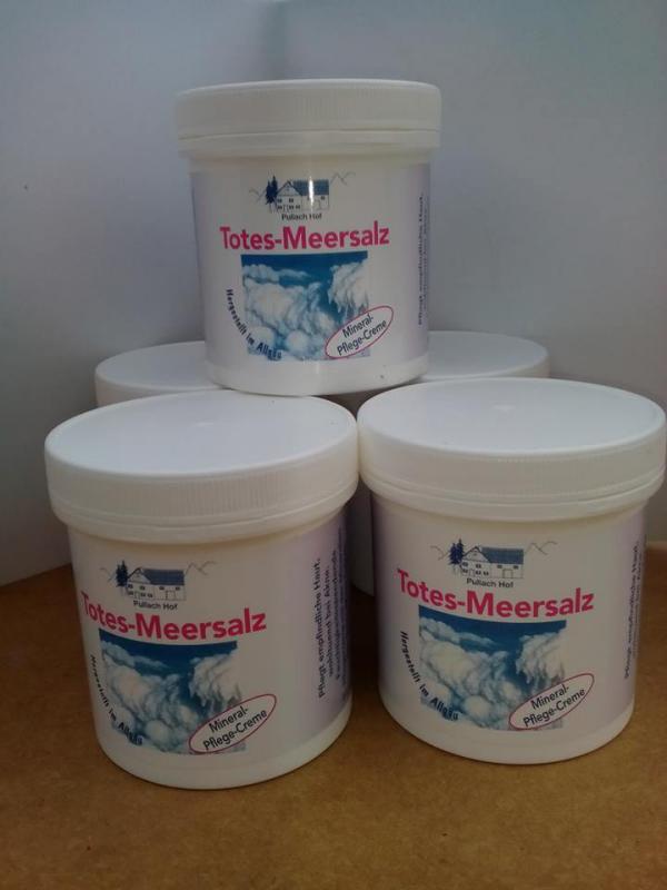 4+1 db HOLT-TENGERI SÓ KRÉM (bőrbetegségek kezelésére) - 250 ml