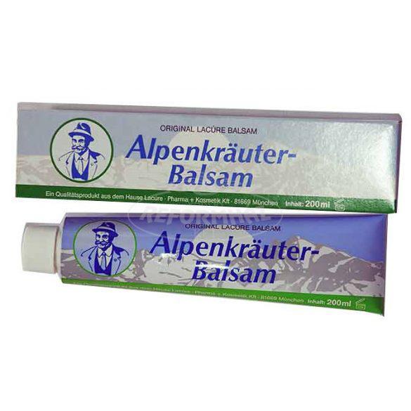 Alpesi gyógynövény balzsam Emulzió - 200 ml