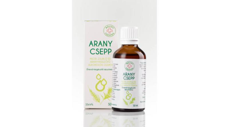 ARANY CSEPP - 50 ml
