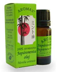 Aromax illóolaj Japánmenta olaj - 10ml