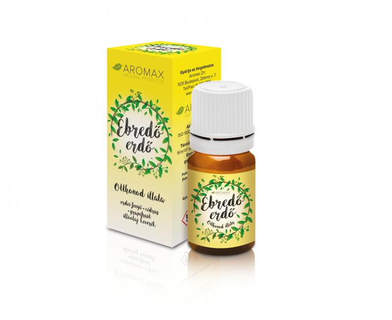 Aromax Illóolaj keverék Ébredő erdő - 10 ml