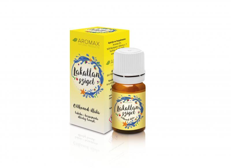Aromax Illóolaj keverék Otthonod illata Lakatlan sziget - 10 ml