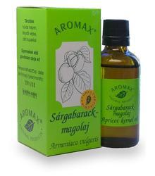 Aromax masszázsolaj Sárgabarackmagolaj - 50 ml