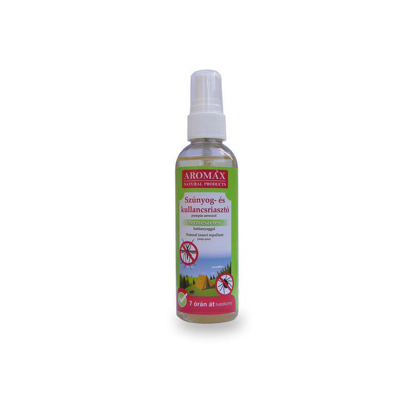 Aromax Szúnyog és kullancsriasztó spray - 100 ml