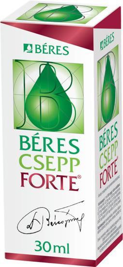 Béres Csepp Forte belsőleges oldatos cseppek 30 ml