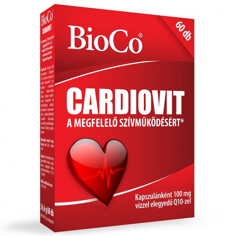 BioCo® Cardiovit kapszula 60 db