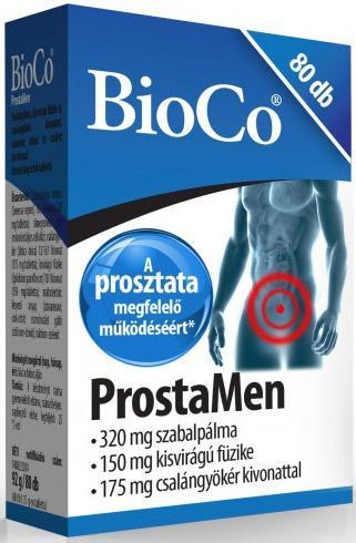 BioCo ProstaMen tabletta 80 szem