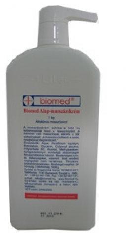 Biomed Alap- masszázskrém - 1 l