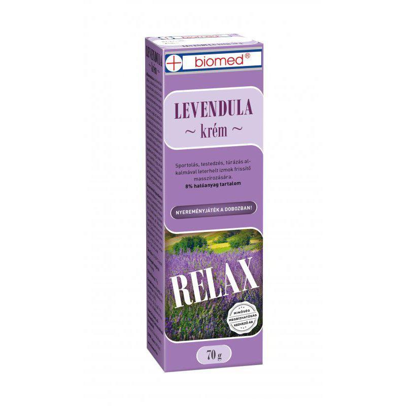 Biomed Levendula krém - 70 g