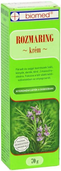 Biomed Rozmaring krém - 70 g