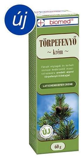 Biomed Törpefenyő krém - 60 g