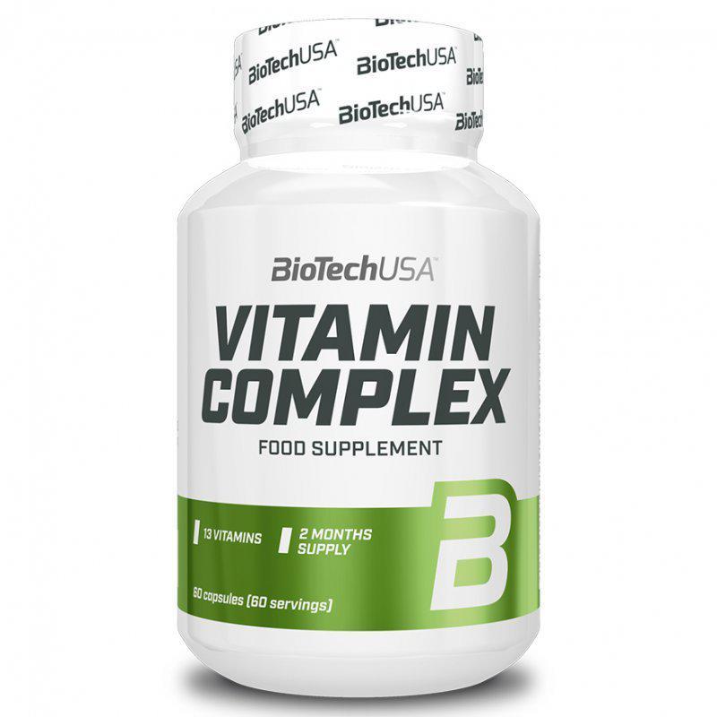 BioTechUSA Vitamin Complex tabletta - 60 szem