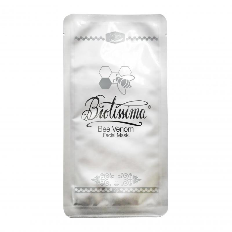 Biotissima® arcmaszk méhméreggel