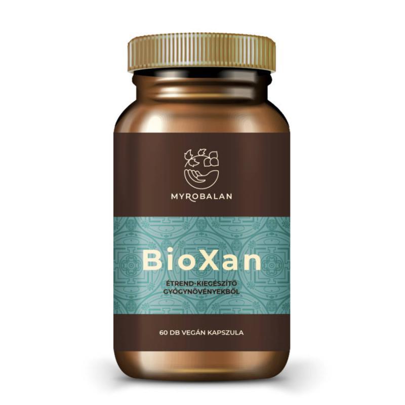 BioXan - kiegyensúlyozó gyógynövény kapszula - 60 szem