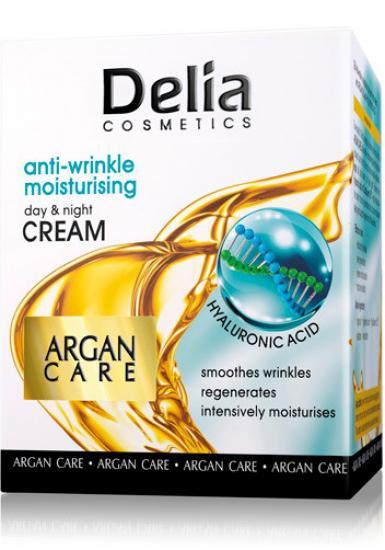 Delia hidratáló krém hyaluronsavval  50 ml