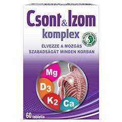 Dr. Chen Csont Izom Komplex tabletta - 60 szem