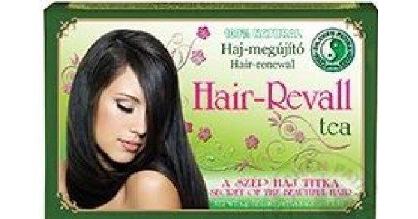 Dr Chen Hair-Revall tea - 20db