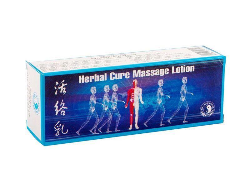Dr. Chen Herbal Cure masszázskrém - 70 ml