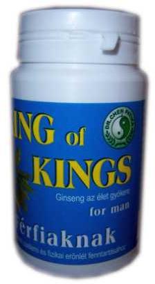 Dr. Chen King of Kings férfi kapszula 50 db