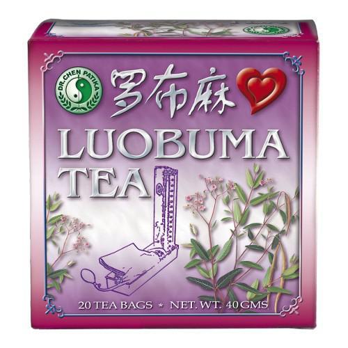 Dr Chen Luobuma tea - 20x2g