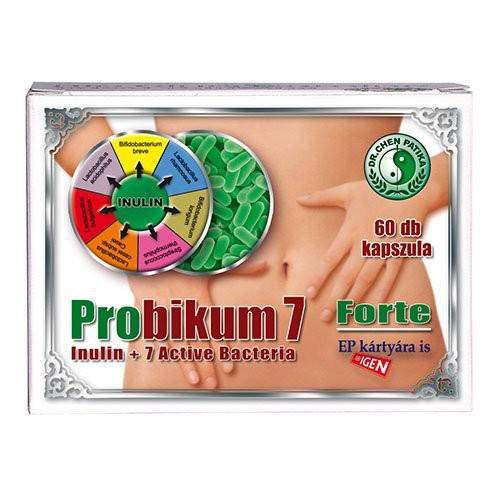 Dr. Chen Probikum 7 Forte kapszula - 60 szem