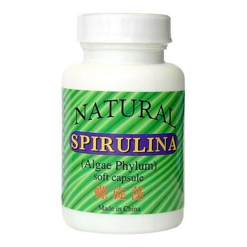 Dr. Chen Spirulina algakapszula 250 mg 60 db