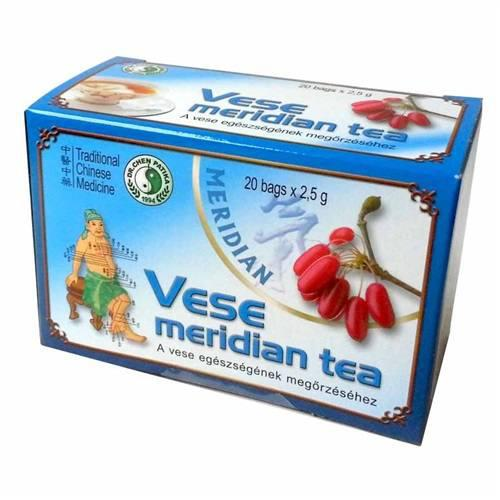 Dr Chen Vese Meridián tea - 20x2.5g