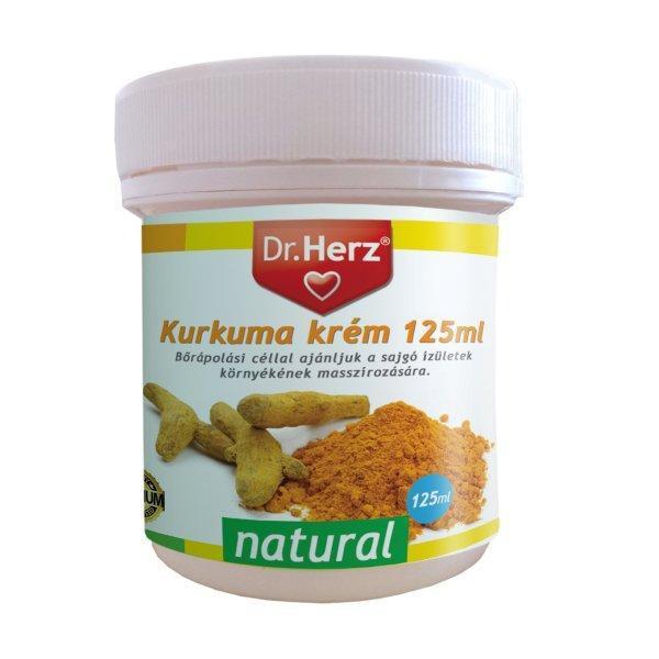 Dr Herz Kurkuma krém 125ml