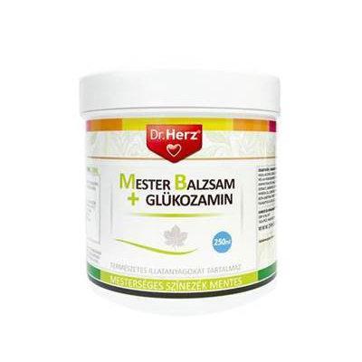Dr Herz Mesterbalzsam + glukozamin 250ml