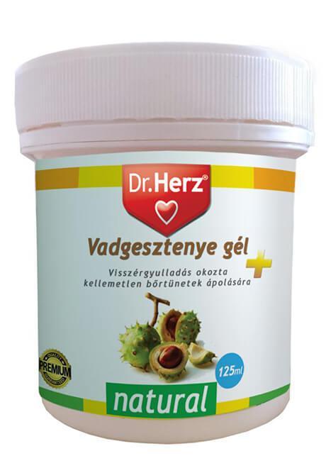 Dr Herz Natural Vadgesztenye gél 125ml