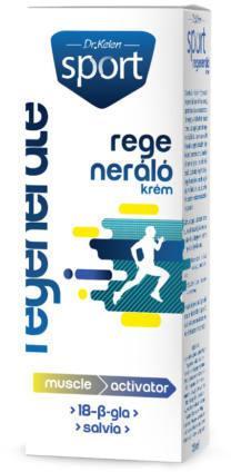 Dr.Kelen Regeneráló Sportkrém 100ml