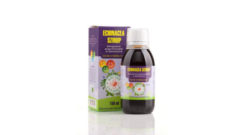 ECHINACEA SZIRUP - 150 ml