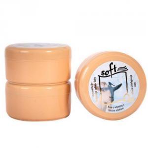 SOFT Q10 és kecsketejes krém (mindennapi ápoló krém) 170 ml