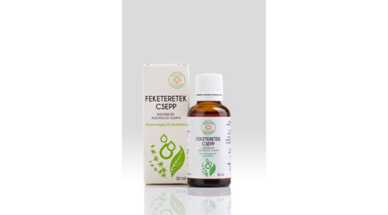 FEKETERETEK CSEPP - 30 ml