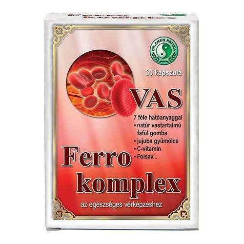 Ferro-komplex kapszula - 30db