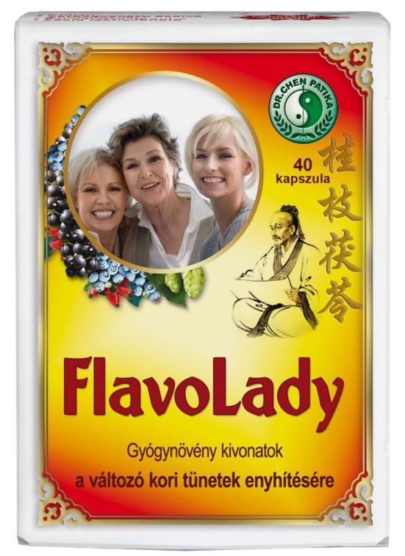 FlavoLady kapszula - 40db