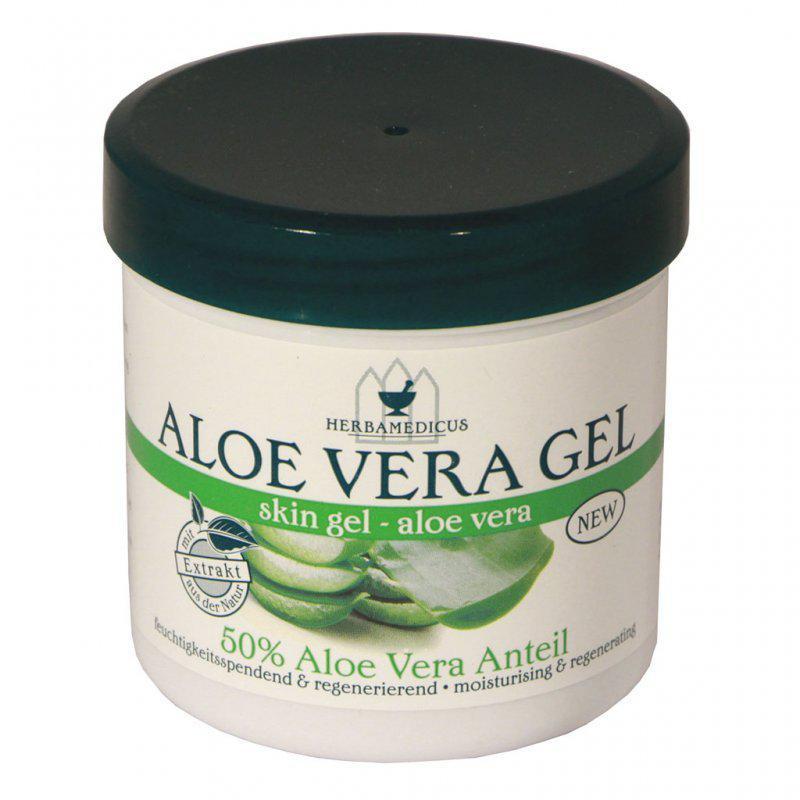 HERBAMEDICUS Aloe Vera gél-balzsam 250 ml