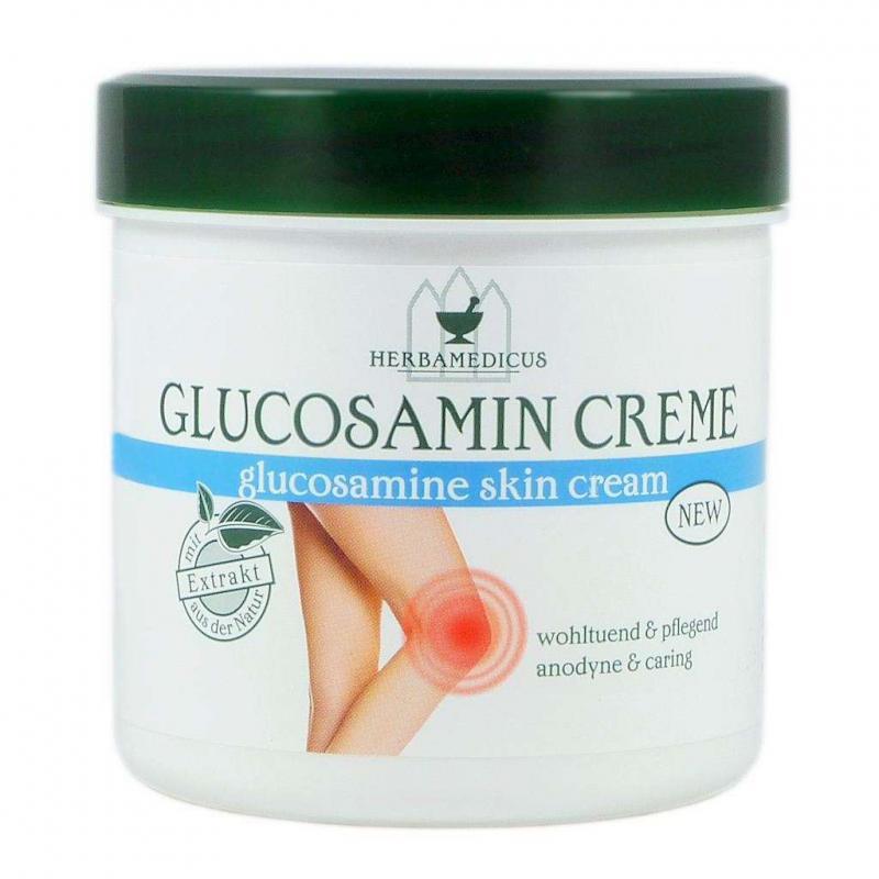 Herbamedicus Glükozamin krém 250 ml