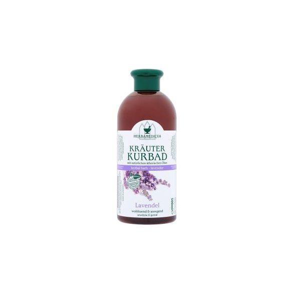 Herbamedicus Gyógyfürdő Levendulás fürdőolaj 500 ml