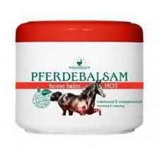 "Herbamedicus Pferde lóbalzsam ""melegitő""  500 ml"