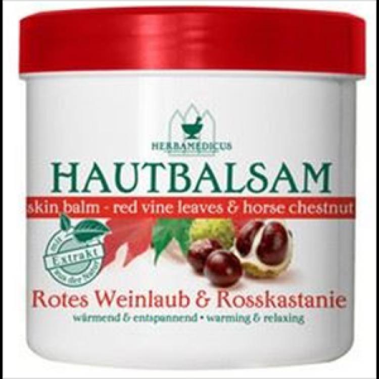 Herbamedicus vadgesztenye és vörösszőlő levél balzsam 250 ml