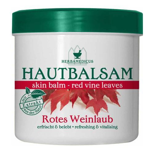Herbamedicus vörös szőlőlevél balzsam 250 ml
