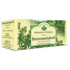 Herbária Borsmenta filteres tea 25x1g