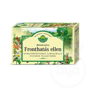 Herbária Fronthatás elleni tea filteres 20x1.2g