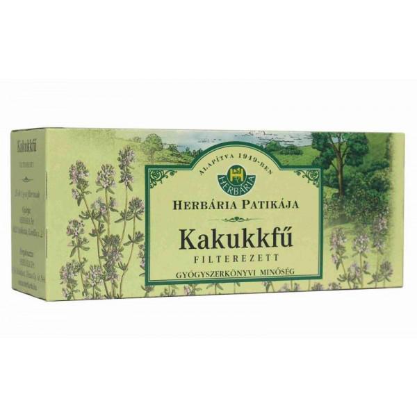 Herbária Kakukkfű filteres tea 25x1g