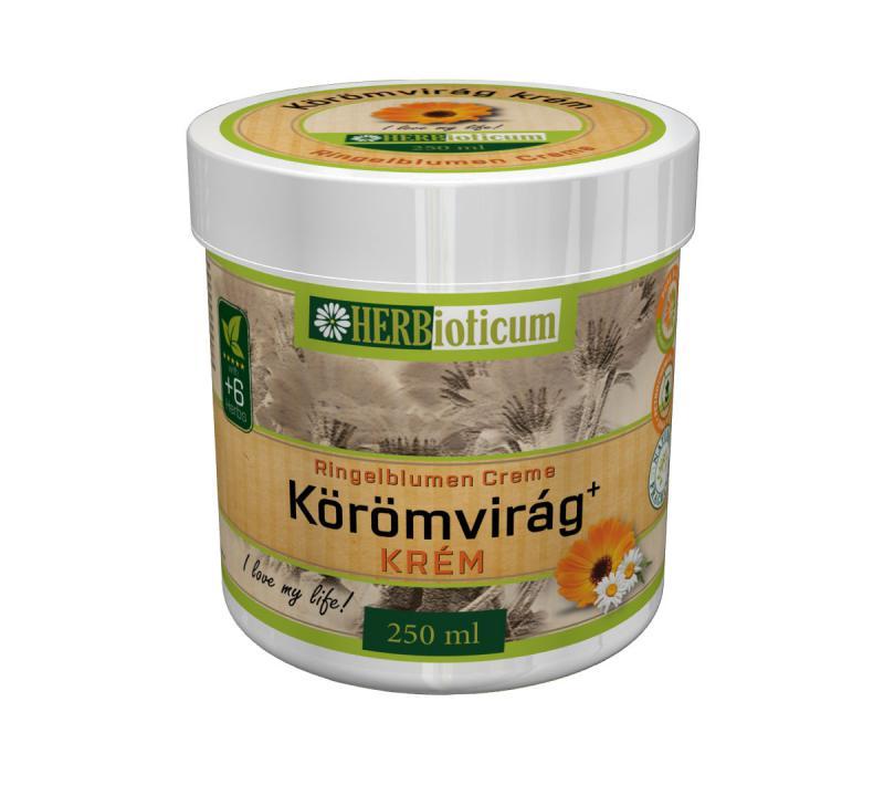 HERBioticum Körömvirág krém - 250 ml