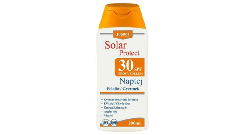 JutaVit apotheke solar sun NAPTEJ SPF 30 200 ml