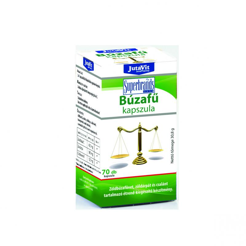 Jutavit kapszula Búzafű pH balance 70 szem